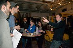 Bantam Cider 1-15-16 || Photo Credit: Francis Gardino