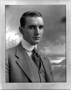 Jack Thayer seemingly personified the word 'survivor' having jumped from a rail into the sea as the ship sank