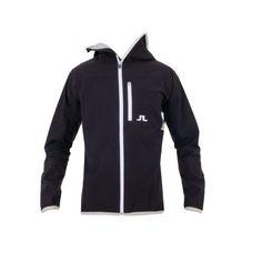 NEW SS15 J LINDEBERG MEN GOLF M FS JACKET JL 2.5 PLY BLACK SIZE: XL #JLindeberg #CoatsJackets