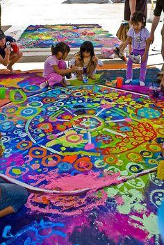 Children's Art by FrogMiller, via Flickr