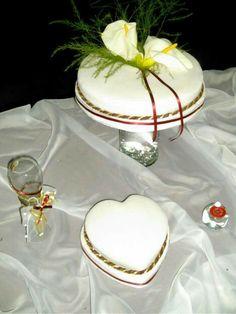 Torta para casamientos