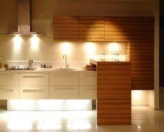 Modern konyhabútor | Modern design konyhák Bathroom Lighting, Kitchen Cabinets, Mirror, Modern, Furniture, Home Decor, Bathroom Light Fittings, Bathroom Vanity Lighting, Trendy Tree