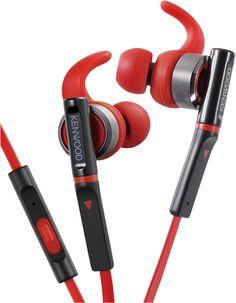 Kenwood KH-SR800R sport headphones