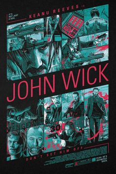 Art Decor John Wick Keanu Reeves Killer Movie Silk Poster - Ideas of John Wick Marvel Movie Posters, Cinema Posters, Movie Poster Art, Marvel Movies, Action Movie Poster, Fan Poster, Baba Yaga, John Wick Film, John Wick 2014