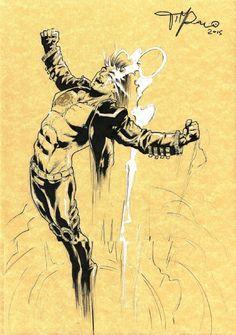X-Man - Giovanni Timpano