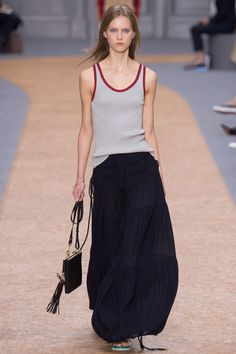 Chloé Spring 2016 Ready-to-Wear Fashion Show - Julie Hoomans (Women)