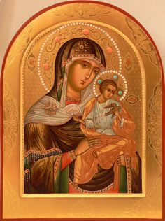 Foto: http://www.icon-art.ru/icons/info/870/Ikona_Presvjatojj_Bogorodicy_Golubickaja.html