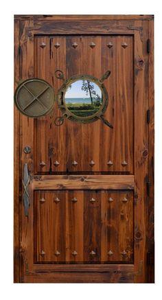 porthole frontdoor - Google Search