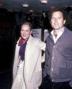 Meryl Streep with husband Don Gummer