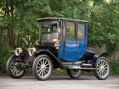 1909 EMF Model-30 Coupe.