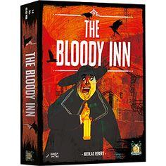 The Bloody Inn board game
