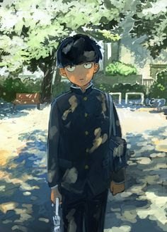 Mob is my son and no one can tell me otherwise