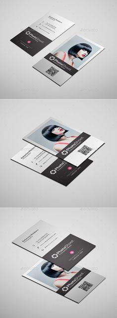 Business Card Template #design Download: http://graphicriver.net/item/business-card-vol-03/11440639?ref=ksioks