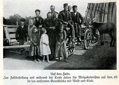 German Families | In the United States, the Volga German immigrants were instrumental in ...