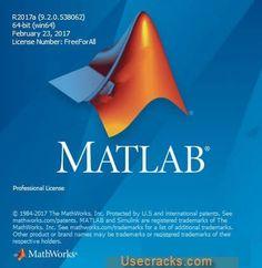 Mathworks Matlab R2017a Crack Plus License Key Latest Version Full Free Download Mathworks Matlab R2017a Crack With Full Download: Mathworks Matlab R2017a Crack Plus License Key Final Direct Downlo…