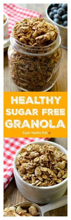 Healthy Sugar Free G