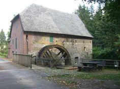 Hünxe, Wassermühle