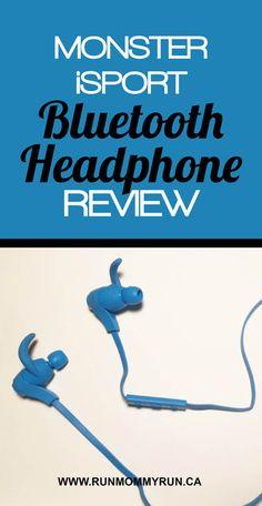 Montster iSport Bluetooth Wireless Headphones Review