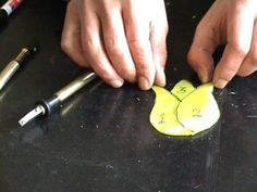 FOKA Instructie glas snijden - YouTube