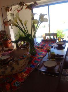 Vajilla cerámica Cochabamba