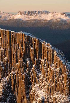 The Acropolis, Tasmania. Image by Grant Dixon.
