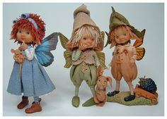 enaidsworld: gallery of fairy puppets is updated