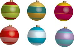 Free Image on Pixabay - Christmas Balls, Christmas Free Pictures, Free Images, Christmas Balls, Clipart, Education, Design, Noel, Projects, Christmas