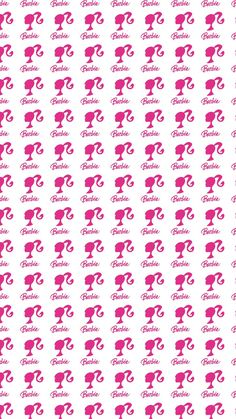 Logo barbie iphone wallpapers is a fantastic hd wallpaper for your barbie wallpaper pattern voltagebd Choice Image