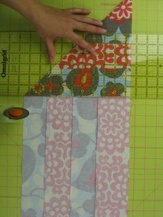 good technique on cutting perfect squares.