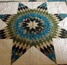 Lone Star Wedding Quilt