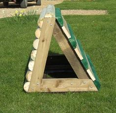 Bumper Jumps | Countryside Equestrian. They roll to make different heights/widths/textures.