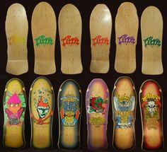 Alva Skateboards From the - Bing Images Alva Skateboards, Old School Skateboards, Vintage Skateboards, Skateboard Design, Skateboard Decks, Skates, Skate And Destroy, Skate Art, Skate Decks