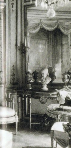 Marie Antoinette's Private Chambers