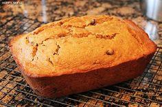 Done | Healthy Banana Bread Recipe