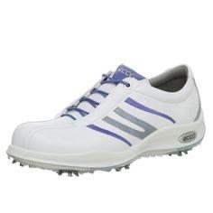 ECCO Women's Sport Tempo Hydromax, perfect for Golfing! Pin It To Win It: https://docs.google.com/forms/d/1-p7ci16H2KQkNgoJ9Q8HDXW3UQkf-BML8qTUVCr5HOc/viewform