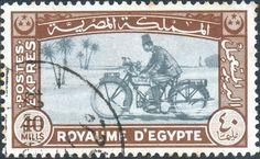 Motoblogn: International Motorcycle Postage Stamps
