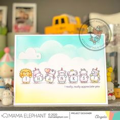 mama elephant | design blog: 8th Anniversary Promo Announcement