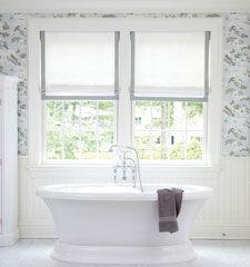 Die 7 besten Bilder von gardinen badezimmer | Crochet Doilies ...