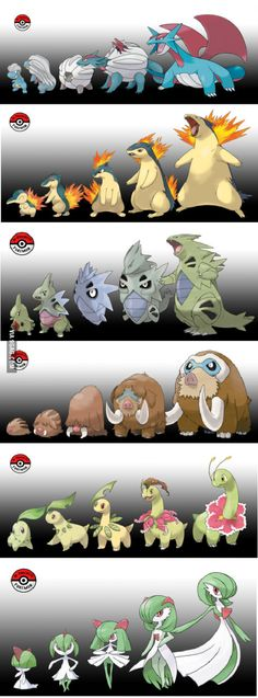 If Pokemon Didn't Evolve All At Once Part 2