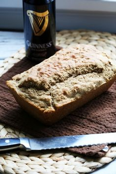 3 Ingredient Guinness Beer Bread Recipe