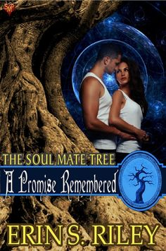 As summer kicks into gear, The Soul Mate Tree Series continues with a paranormal romance, A Promised Remembered by the fabulous Erin S. Riley. (If you've missed the previous releases, visit my earlier posts or find them on Amazon.)