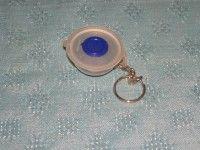 tupperware batter bowl key chain