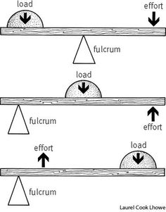 lever classes-fulcrums