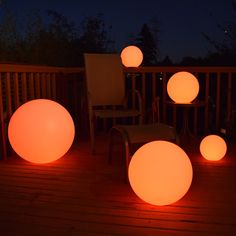 light up led ball 1