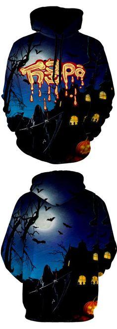 Up to 80% OFF! Ghost 3D Print Graphic Halloween Hoodie. Zaful,man hoodies, mens hoodies, man sweatshirts, man tops, man hoodies casual, man outfits, men's apparel,hoodies,  hoodies men swag, hoodies men pullover, jackets men, t-shirts,mens shirts,long sleeve t shirts,v neck t shirts, denim jacket, winter outfits,winter fashion,fall outfits,fall fashion, halloween costumes,halloween,halloween outfits,halloween tops. @zaful Extra 10% OFF Code:ZF2017