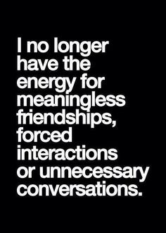 No more energy. I'm over it. Thankful that 2014 will be full of the people I love most! No more drama!