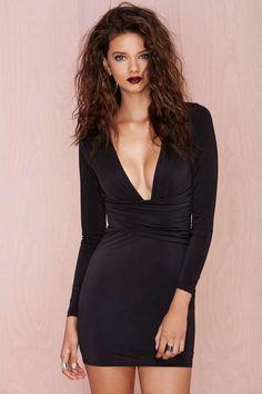 Nasty Gal Alina Dress