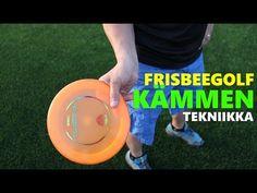Frisbeegolf rystytekniikka - YouTube