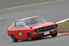 1973 Nissan Violet Hardtop (710)