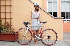 5 bike helmet-friendly hairstyles